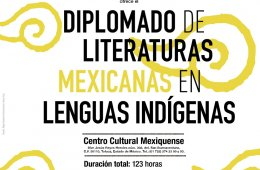 Diploma Course of Mexican Literature in Indigenous Langua...