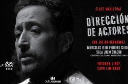 Clase Magistral con Julián Hernández