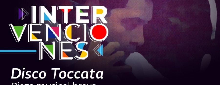 Disco Toccata Pieza musical breve