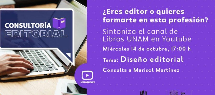 Consultoría Editorial: Diseño Editorial