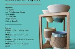 Cuarto Diplomado en diseño industrial de objetos