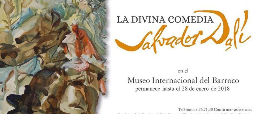 La Divina Comedia. Salvador Dalí
