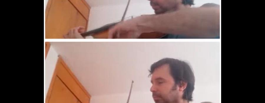 Dmitri Pylenkov, Dúo número 5 para dos violines