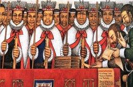 Elección de autoridad indígenas