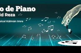 Concierto de piano:  David Reza