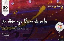 Un domingo lleno de arte: Arlequín