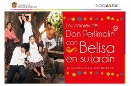 Los amores de Don Perlimplín con Belisa en su jardín