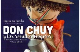 Don Chuy and the Magic Seeds