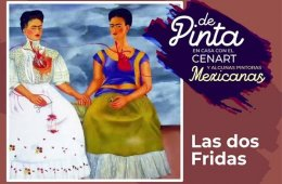 De Pinta en Casa con el CENART. Cápsula 1. Las dos Frida...