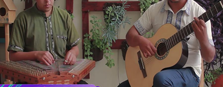 Dúo Salterio & Guitarra de Atltzayanca