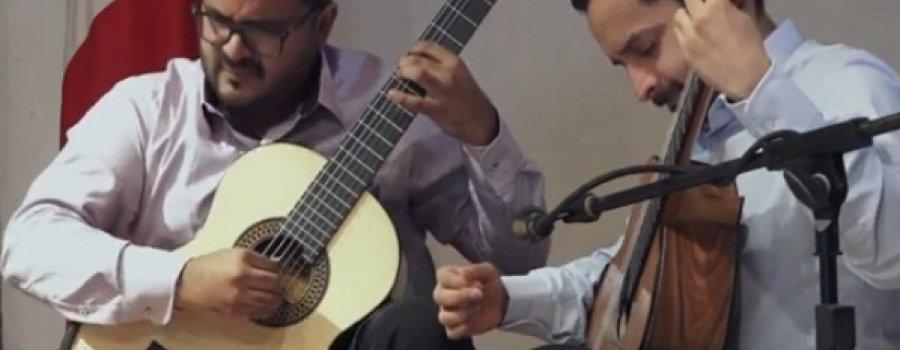 Música Latinoamericana para guitarra: Dúo Velez