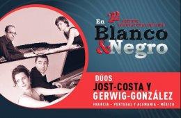 Dúos Jost-Costa (Francia-Portugal) y Gerwig-González (A...