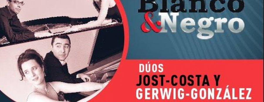 Dúos Jost-Costa (Francia-Portugal) y Gerwig-González (Alemania-México)