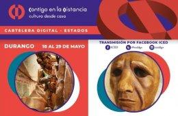 Máscara triste- Alicia Amador- CIAC