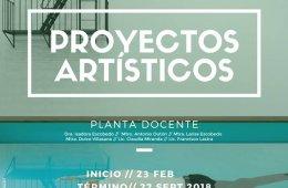 Diplomado. Proyectos Artísticos. Profesionalización/Tit...