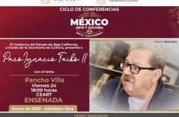 Conferencia PANCHO VILLA