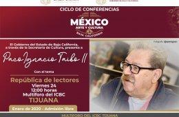Conferencia República de Lectores