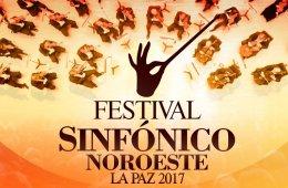 Festival Sinfónico del Noroeste La Paz 2017