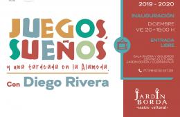 Juegos, sueños y una tardeada en la alameda con Diego Ri...