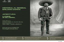 Memorial al general Emiliano Zapata Salazar
