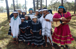 XECOPA: La voz de los cuatro vientos. Copainalá, Chiapas