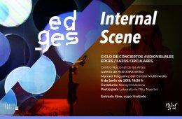 EDGES / Lazos circulares. Internal Scene