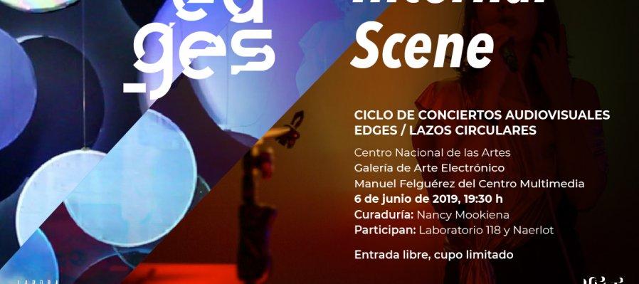 EDGES / Circular Ties. Internal Scene