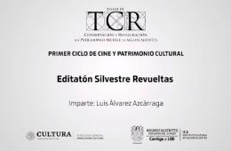 Editatón Silvestre Revueltas