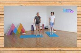 Activación física: Elevaciones