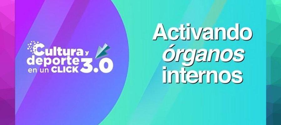 Activando órganos internos
