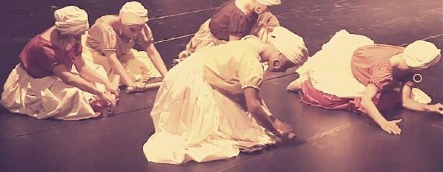 Retablo afroperuano, Ballet Folclórico Nacional del Perú