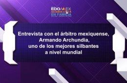 Entrevista con Armando Archundia