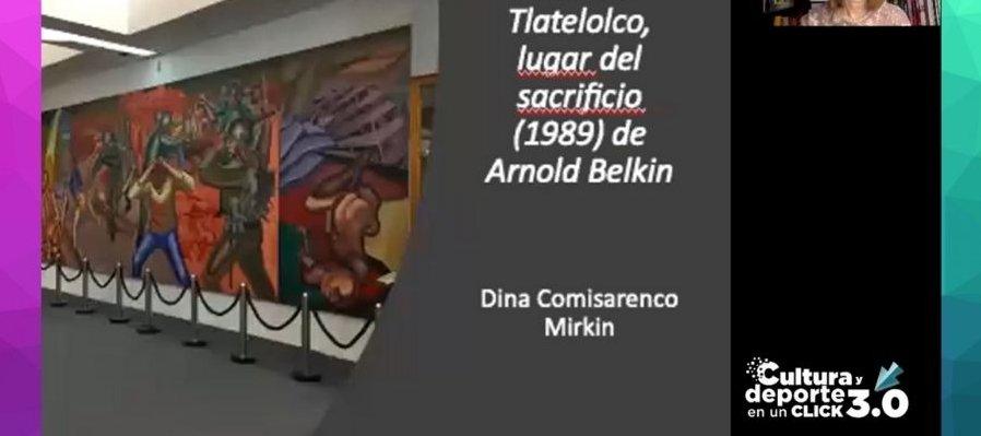 Los murales de Arnold Belkin, transformación y análisis