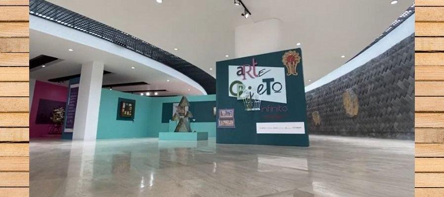 Exposición Arte objeto