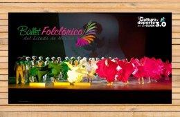 Ballet Folclórico del Edoméx. Las Abajeñas y Charros y...