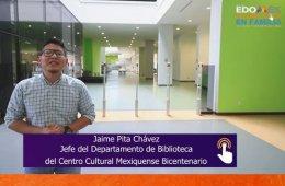 Conoce el CCMB: Biblioteca