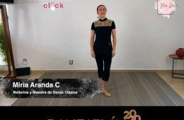 Clase: Descubriendo el mundo de la danza, tercera parte