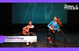 Concierto: El duelo del colibrí, Paulina Parga