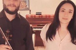 Clases del COMEM: Pedro Berrios y Rebeca Mazariegos