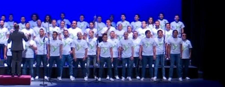 Concierto Coro Gay de la Ciudad de México