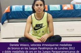 Entrenando con... Daniela Velasco
