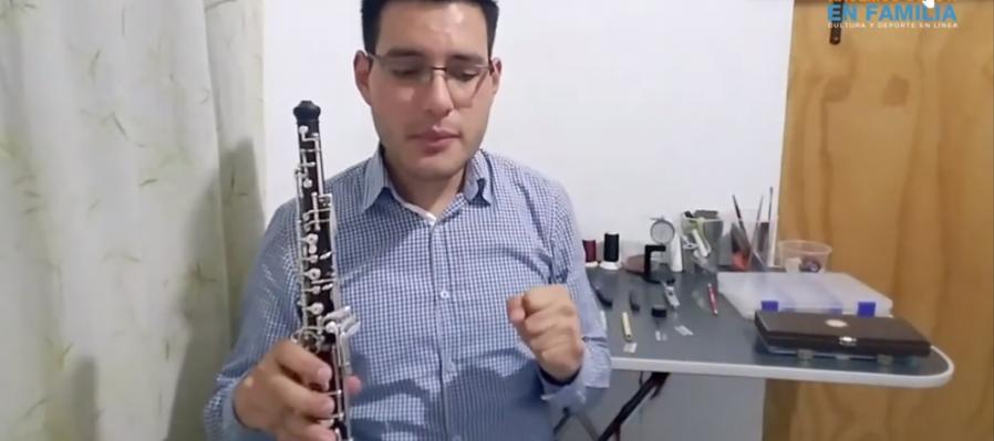 Conoce a la Orquesta Filarmónica Mexiquense: Daniel Rivera