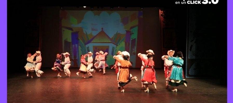 Aniversario del Ballet Folclórico del Edoméx