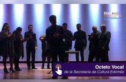 Concierto Divertimento parte 3, Octeto Vocal