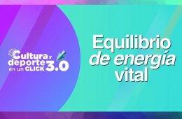 Equilibrio de energía vital