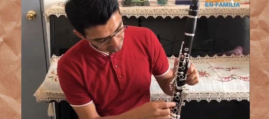 Conoce a la Orquesta Filarmónica Mexiquense: Arnaldo Mendoza
