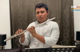 Flauta, Orquesta Filarmónica Mexiquense