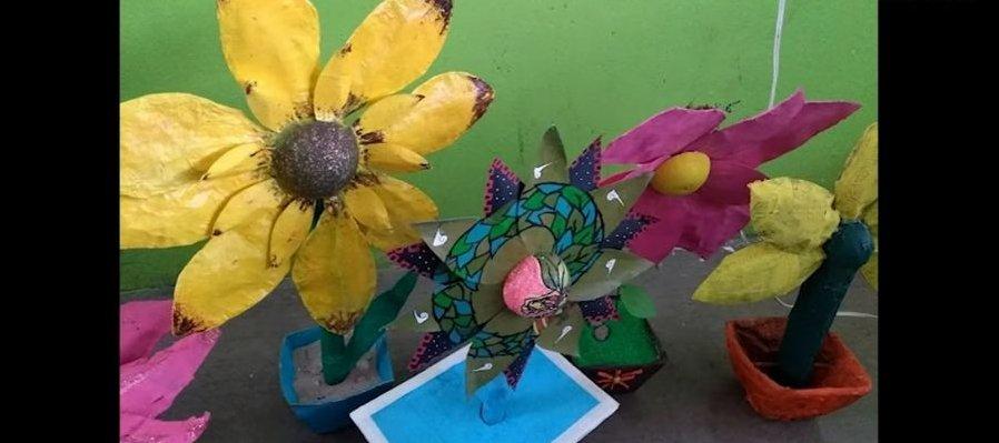 Creatividad emergente: Tío Chava, el cartonero