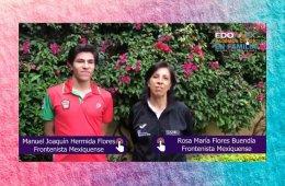 Entrenamos con: Rosa María Flores Buendía y Manuel Joaq...