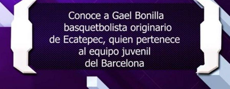 Leyendas deportivas: Gael Bonilla
